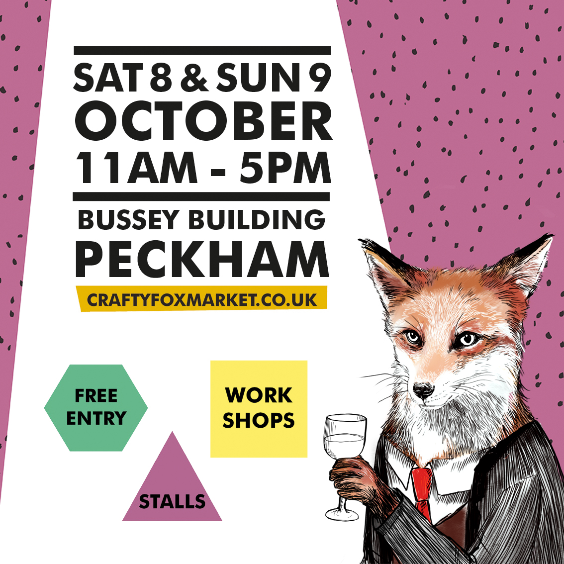 Peckham Autumn 16 Social